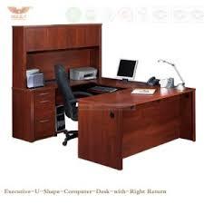 Computer Desk Cherry Wood China New Ikea Modern Design Cherry Wood Surface Computer Desk
