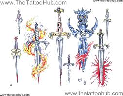 few dagger tattoo designs in 2017 real photo pictures images