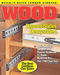 Woodworking Magazine Pdf by Wood Issue 239 May 2016 Woodworking Plan From Wood Magazine