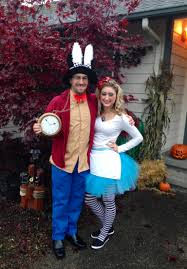 halloween couple costume ideas 2017 alice in wonderland alice white rabbit costumes halloween