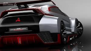 mitsubishi evolution concept introducing the mitsubishi concept xr phev evolution vision gran