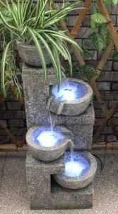 solar fountains with lights cozy solar garden fountains ideas fountain solar garden fountains