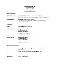 high student resume for internship how to write resume in high while make for highschool