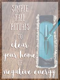 how to clear the energy of your home for the inner months ahead