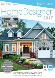 Home Design Software Pc Amazon Com Home Designer Essentials 2017 Pc Software