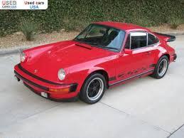 porsche 911 price usa for sale 1975 passenger car porsche 911 orangevale insurance