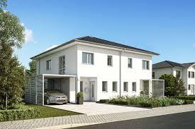 Haus Kaufen Ohne Grundst K Doppelhaus Linus Gemeinsames Dach