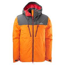 xt drifill men s goose down waterproof jacket
