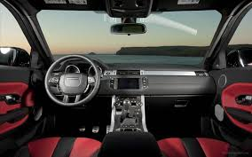 land rover interior range rover evoque 5 door interior wallpaper hd car wallpapers