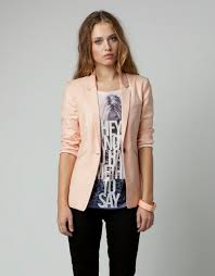 light pink blazer womens 9 best how to wear light pink blazer images on pinterest light