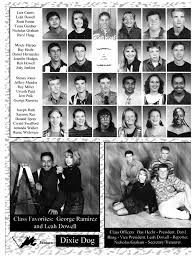 the hornet yearbook of aspermont students 1996 page 30 the