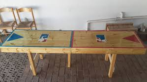 Portable Beer Pong Table  Steps With Pictures - Beer pong table designs