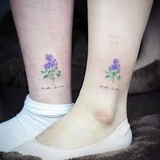 lilac tattoos tattoofanblog