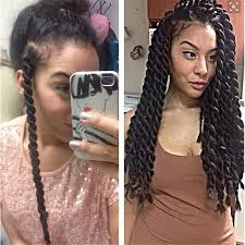 how many packs of hair for box braids eunice 2016 top sale 120g pack 1b color synthetic hair havana