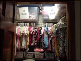 mom mart organizing baby girls closet
