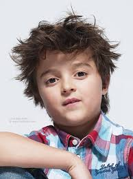 boys haircuts for thick wavy hair easy care haircut for little boys with thick coarse hair