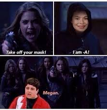 Megan Meme - pretty little liars funny megan meme comedy drake and josh josh