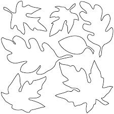 best 25 leaf template printable ideas on leaf