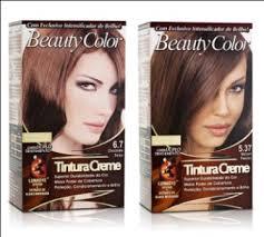 Simulador de cores para cabelo Beauty Color