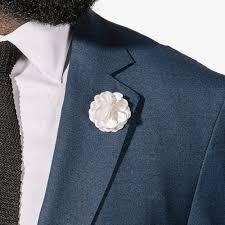 lapel flower men s lapel flowers pins hook albert