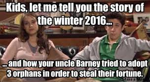 Himym Meme - dopl3r com memes kids let me tell you the stoy when your uncle