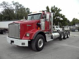 kenworth trailers kenworth cab chassis trucks for sale