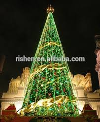 wholesale big tree lighting for church decoration large