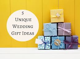 Unique Wedding Gifts 5 Unique Wedding Gift Ideas Siobhandonovan Com