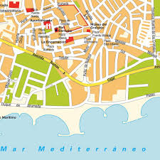 Spain Map World by Map Marbella Spain Maps And Directions At Map