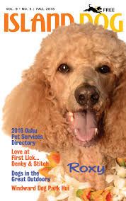 island dog magazine fall 2016 by island dog magazine issuu