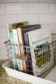 Ikea Kitchen Storage Ideas Best 10 Cookbook Display Ideas On Pinterest Cookbook Storage