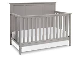 Child Craft Crib N Bed by Delta Children Epic 4 In 1 Convertible Crib Gray Walmart Com