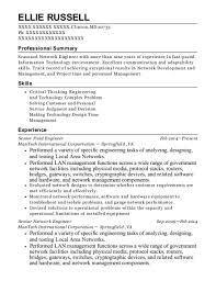network engineer resume best senior network engineer resumes resumehelp
