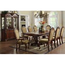9 piece dining room set hollywood decor venice elegant 9 piece dining room set