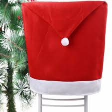 2pcs christmas chair back cover decoration for home decor u2013 muukis