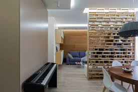 an open plan private apartment best home designs