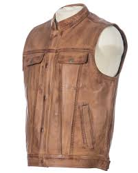 motorcycle jacket vest breakout mc vest crank u0026 stroker