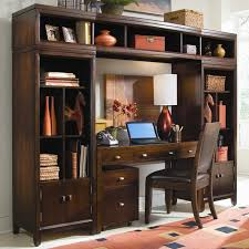Desks With Hutches Storage Tribecca Wall Unit Storage By American Drew Wolf Furniture