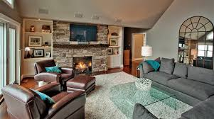 Superior Home Design Inc Los Angeles 22 Gorgeous Brown And Gray Living Room Designs Home Design Lover