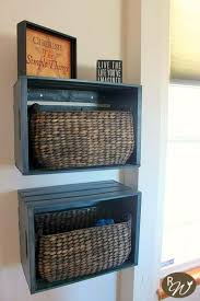hometalk how to build bedroom storage towers 35 diy container ideas to completely declutter your home huffpost