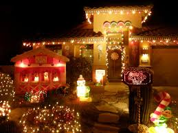 christmas christmas light ideas comely on wood fence with yellow