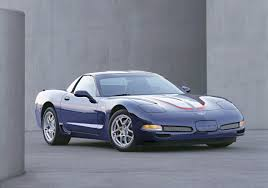 corvette 50th anniversary edition chevrolet corvette highlighting the special editions feature