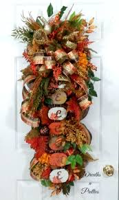 best 25 fall deco mesh ideas on pinterest fall mesh wreaths