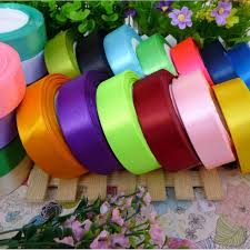 silk satin ribbon silk satin ribbon 25mm 22 meters wedding party festive event