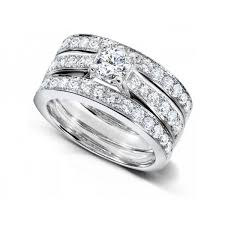 trio wedding sets new wedding trio ring sets with rings trio wedding sets 2