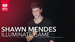 Shawn Meme - the shawn mendes illuminate game youtube