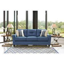 Blue Reclining Sofa by Blue Sofas U0026 Loveseats Sears