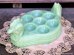 glass deviled egg plate 81 best egg plate images on deviled eggs egg cups and