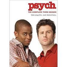 Seeking Season 3 Dvd Psych Season 3