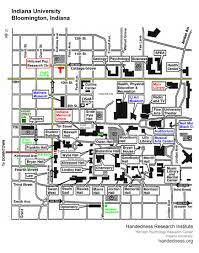 Western Washington University Campus Map by Handedness Research Institute Visiting The Institute